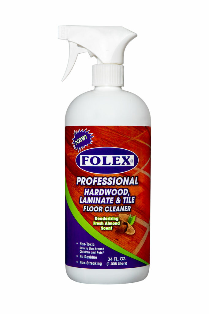 Folex Professional Hardwood, Laminate and Tile Floor Cleaner